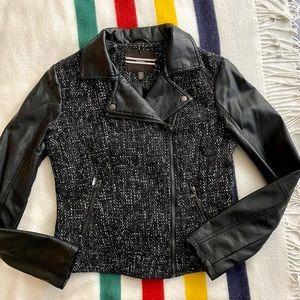 Moto jacket/ blazer